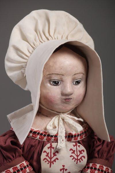 Press cloth head