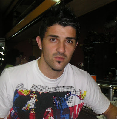 david villa hairstyle. when mary,david villa bio