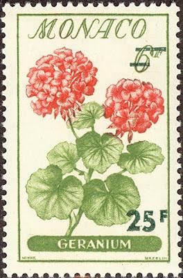 1979 Pelargonium, Monaco