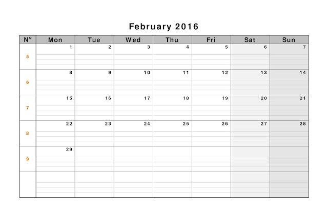 january 2016 printable calendar, february 2016 calendar ,  2016 cute printable calendar ,  2016 printable canadian calendar ,  2016 printable calendar pinterest,   2016 printable yearly calendar ,  2016 printable calendar excel