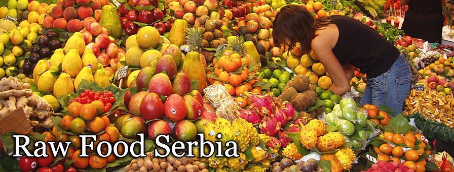 Raw Food Serbia