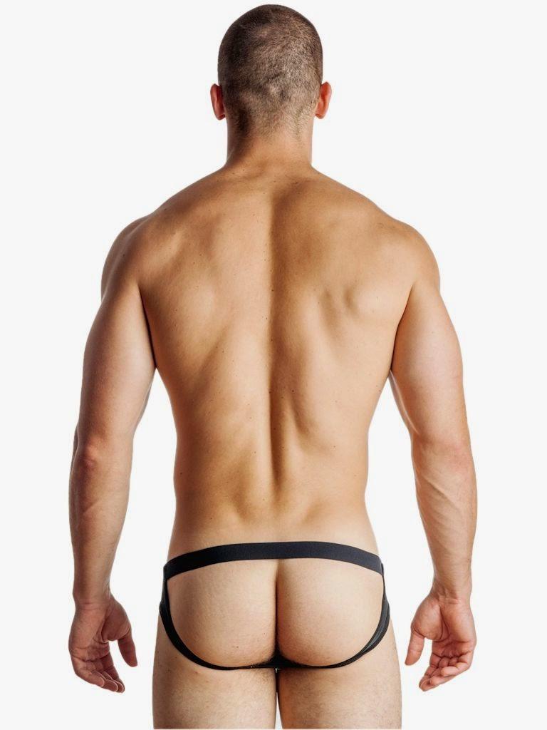 GBGB Wear Hugo Jock Brief Underwear Back Cool4Guys