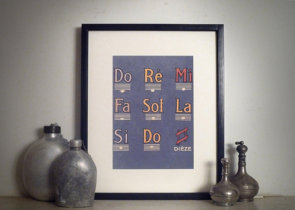 do re mi poster
