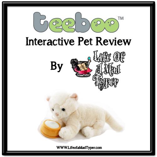 Teeboo Interactive Giveaway!