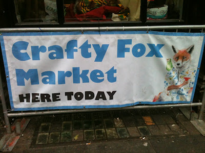 Crafty Fox Market, Dogstar Brixton