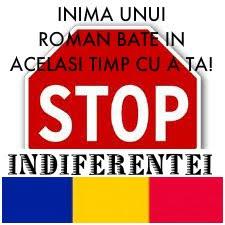 STOP INDIFERENTEI