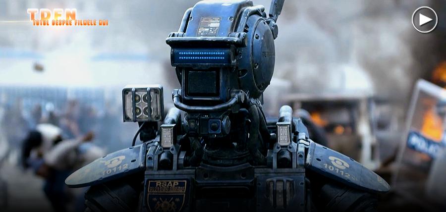 CHAPPIE: Primul trailer pentru noul film SF al regizorului Neill Blomkamp