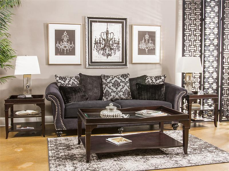 The Fairmont Designs Athena Sofa Collection Is Sophisticated And Luxurious.  The Soft Dacron Wrapped Foam Includes A Thick Back For A More Cozy Feel.