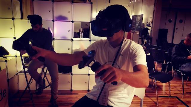 #LVLUP 2.0 - Sinn und Unsinn der Virtuellen Realität oder der Stand der Dinge | Atomlabor on Tour VLog