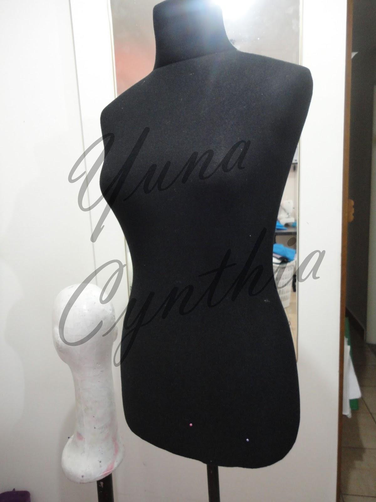 Yuna Cynthia: Hacer un molde de corset simple