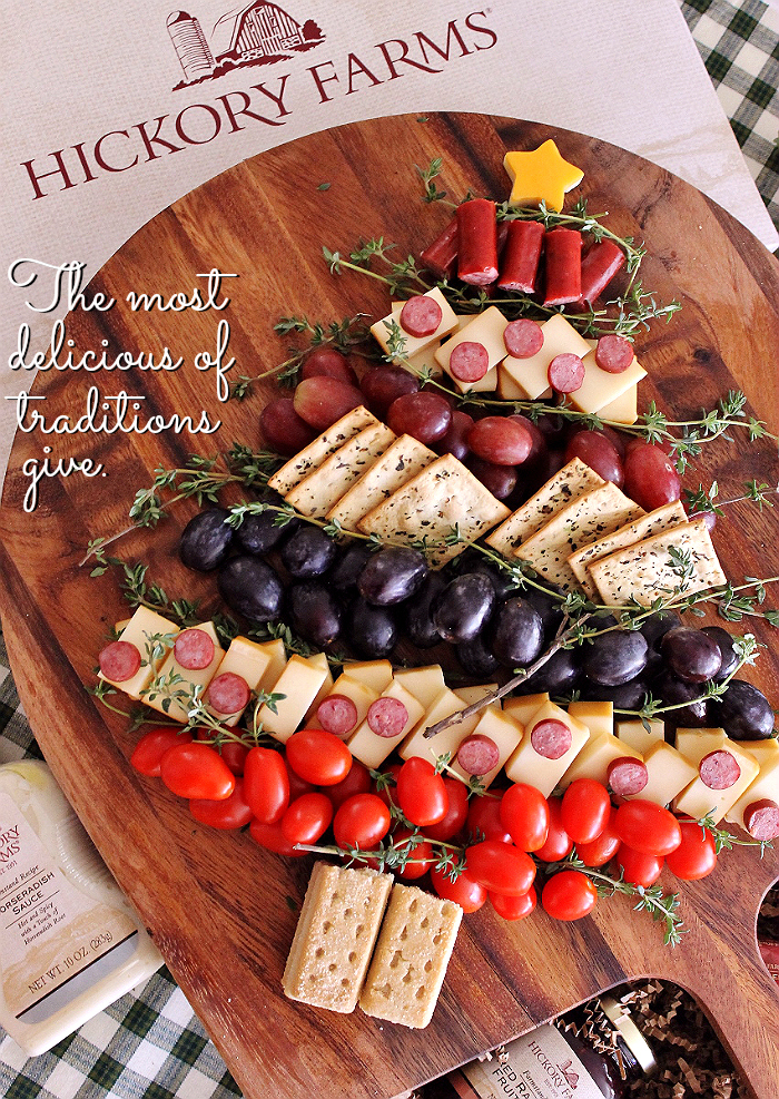 #HickoryTradition AD Hickory Farms gifts give back to No Kid Hungry