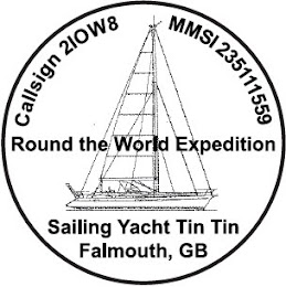 Tin Tin's Round the World Logo
