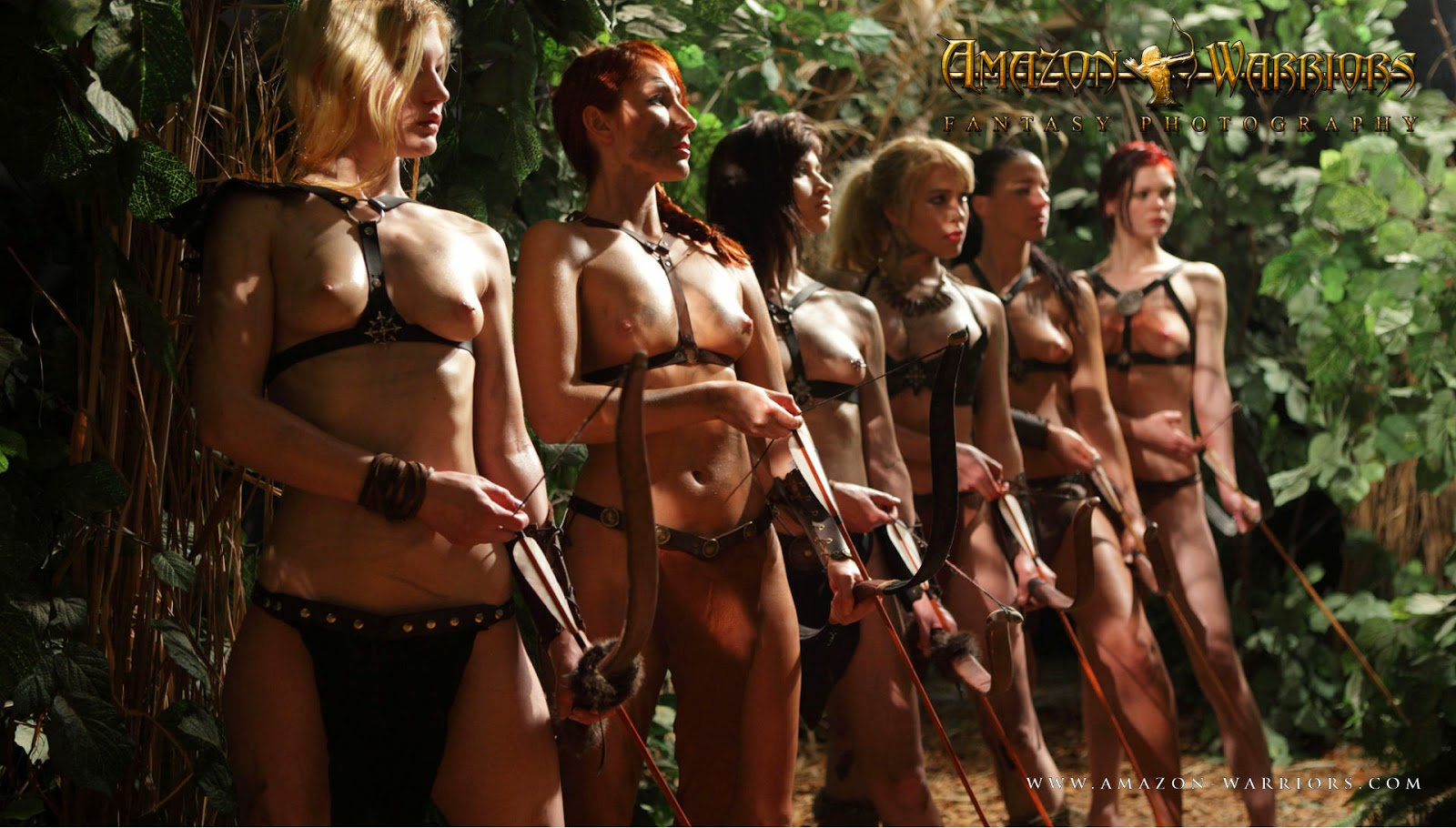 3d naked amazon warrior sexy galleries