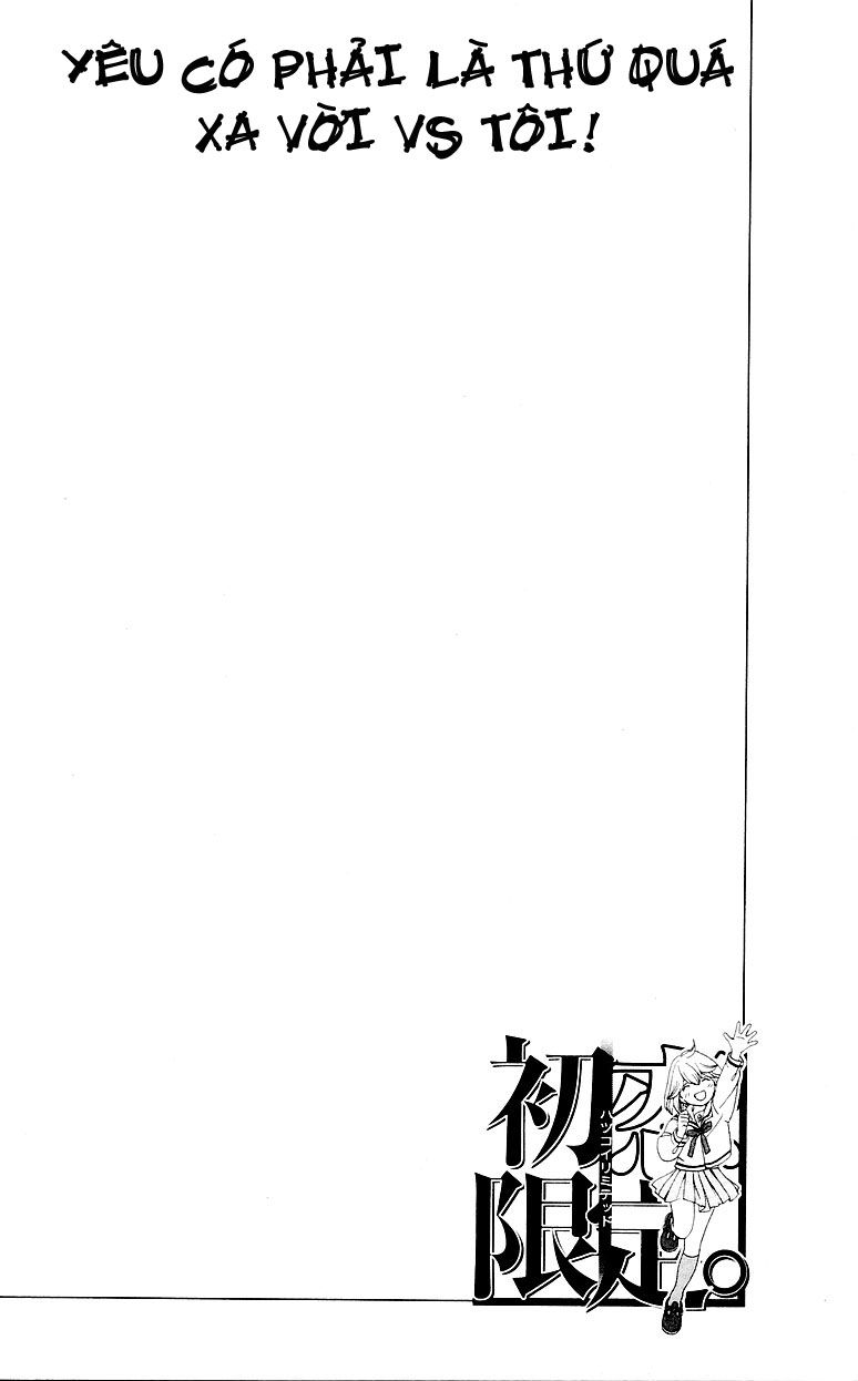 Hatsukoi Limited chap 32 – End Trang 21