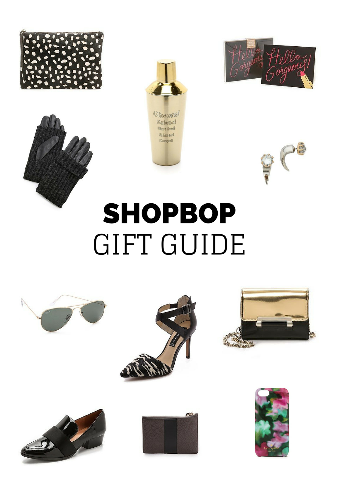 Shopbop, Gift Guide