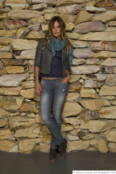 Vov Jeans Moda otoño invierno 2012. Ropa de mujer invierno 2012.