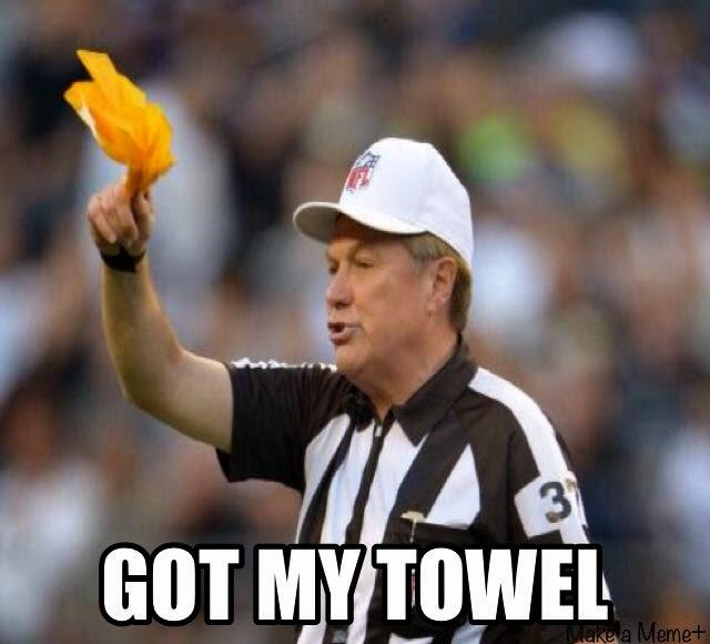 got my towel