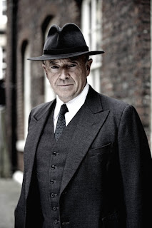Michael Kitchen as Foyle in Foyle's War
