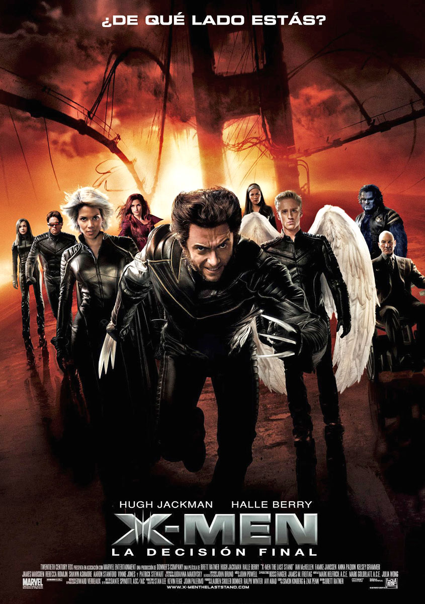 X-Men 3: The Last Stand (2006)