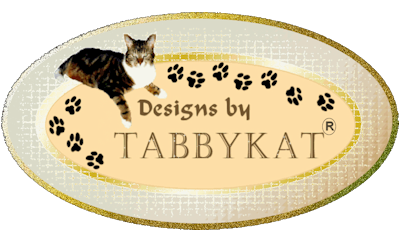 Designs by Tabbykat Logo