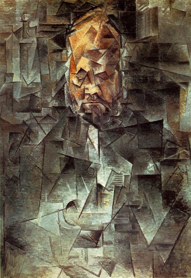 """Ambroise Vollard"", Picasso."
