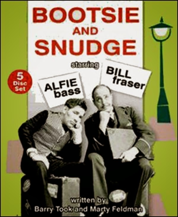 Remember Bootsie and Snudge