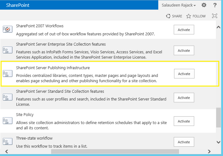 Design Manager Missing In SharePoint SharePoint Diary - Sharepoint design manager