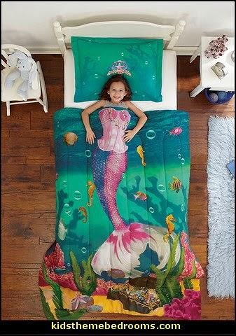 long dress mermaid room