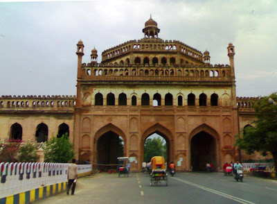 Rumi Darwaja, Lucknow India