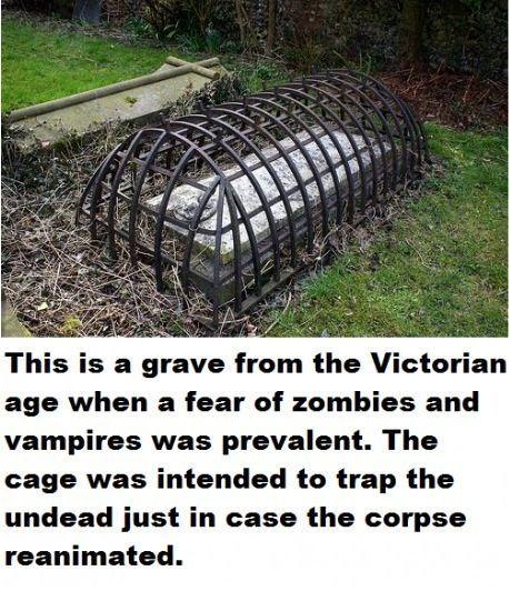 Undead Trapper Grave