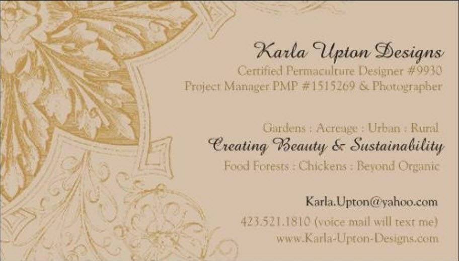 Karla~Upton~Designs: Welcome
