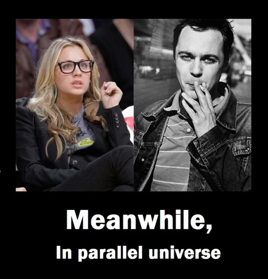 sheldon cooper dating penny in real life