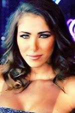تقرير كامل عن قصة حياة الإعلامية اللبنانية دانييلا رحمة Daniella Rahme