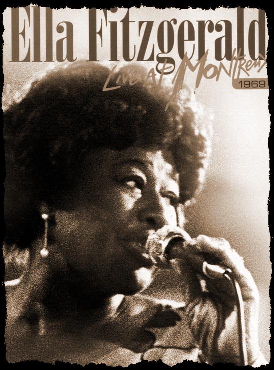 Ella Fitzgerald - Live At Montreux 1969 ... 66 minutos