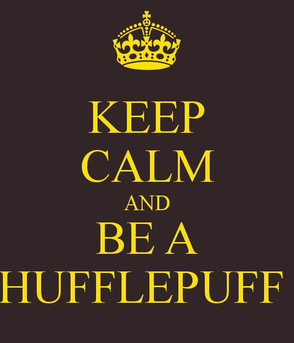 ¡Soy hufflepuffiana!