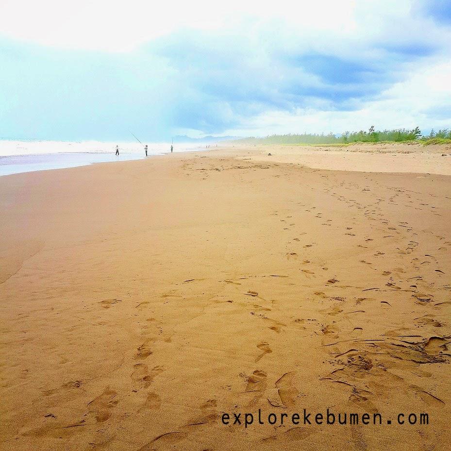 Pantai Desa tegalretno Kebumen