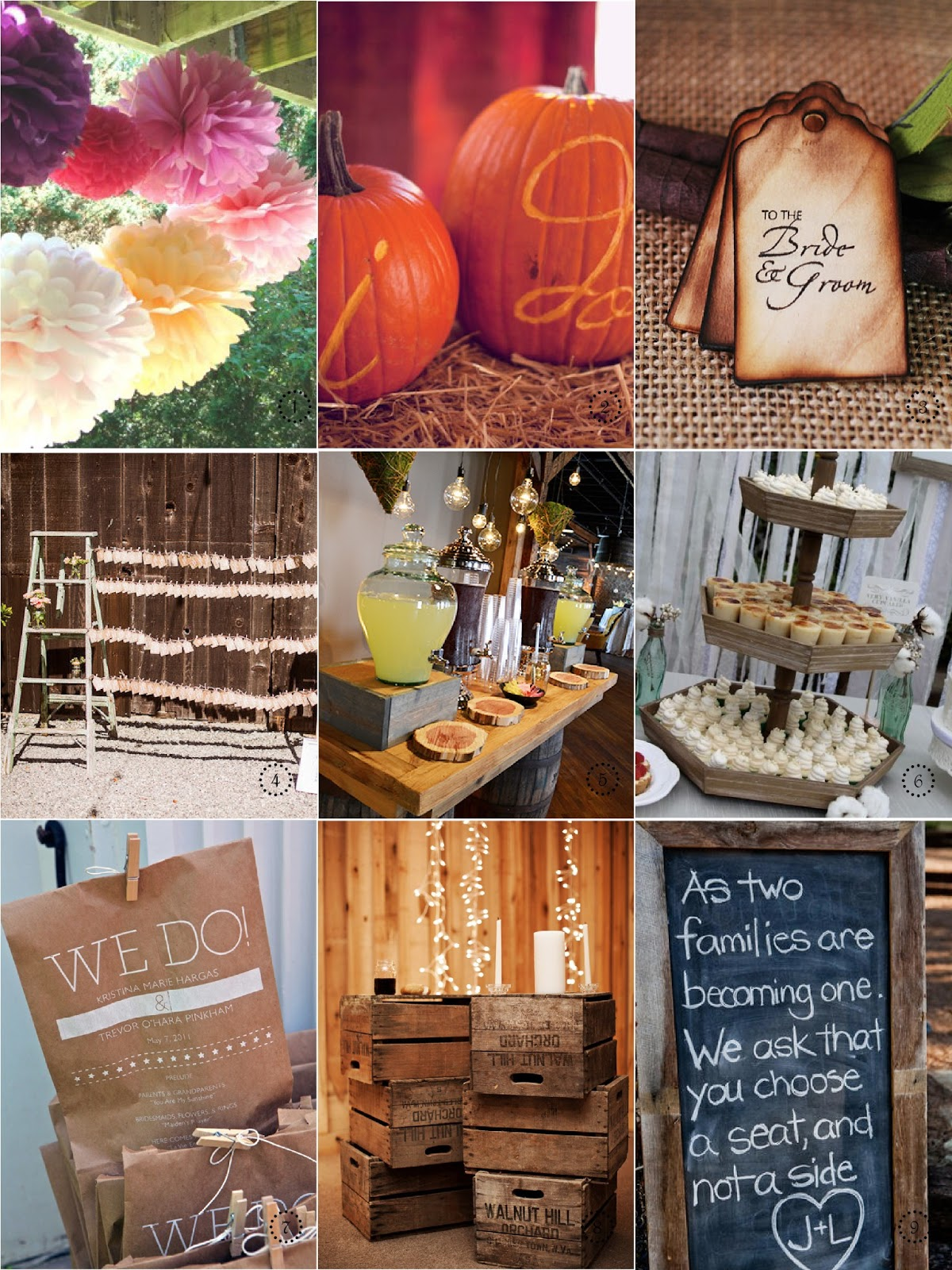 baci designer handpicked rustic wedding decorations. Black Bedroom Furniture Sets. Home Design Ideas