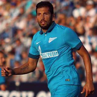 Ezequiel Garay FC Zenit