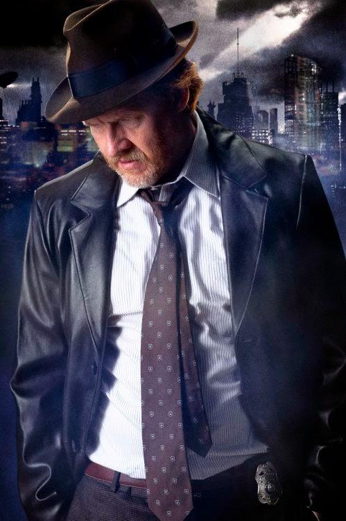 """Donal Logue es Harvey Bullock en """"Gotham"""""""