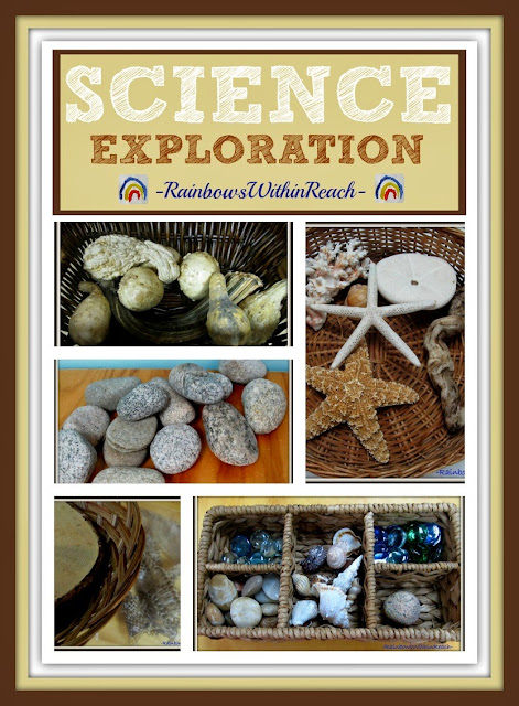 Science Exploration in Early Childhood RoundUP at RainbowsWithinReach