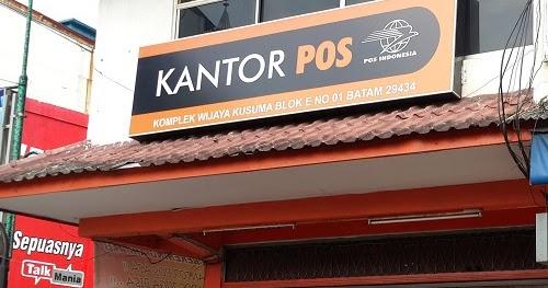 Alamat Dan Nomor Telepon Kantor Pos Di Kota Batam Informasi Tentang Karimun Dan Batam