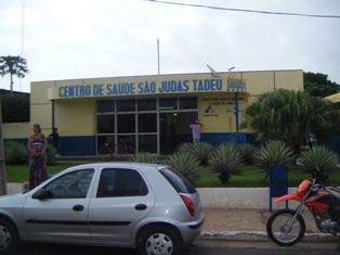 CENTRO DE SAÚDE S. JUDAS TADEU!