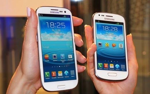 Smartphone Samsung Galaxy S3 Mini