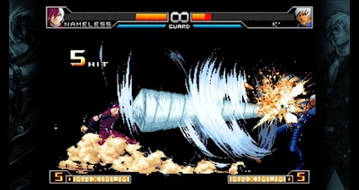 The King Of Fighters 2002 PC Gameplay