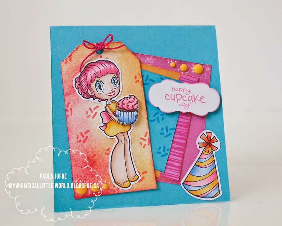 someoddgirl,bakermae,cupcake,digistamp,digitalstamp,some odd girl,stamp,baker,card