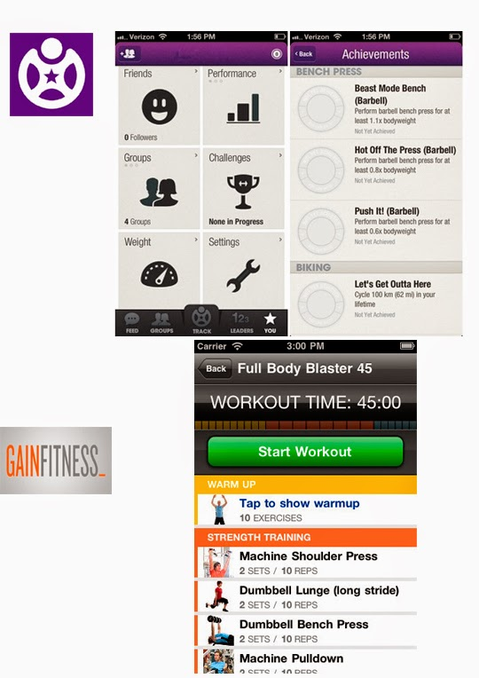 Apps Fitness
