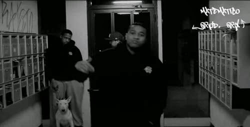 Fizz, Matematico, hip hop