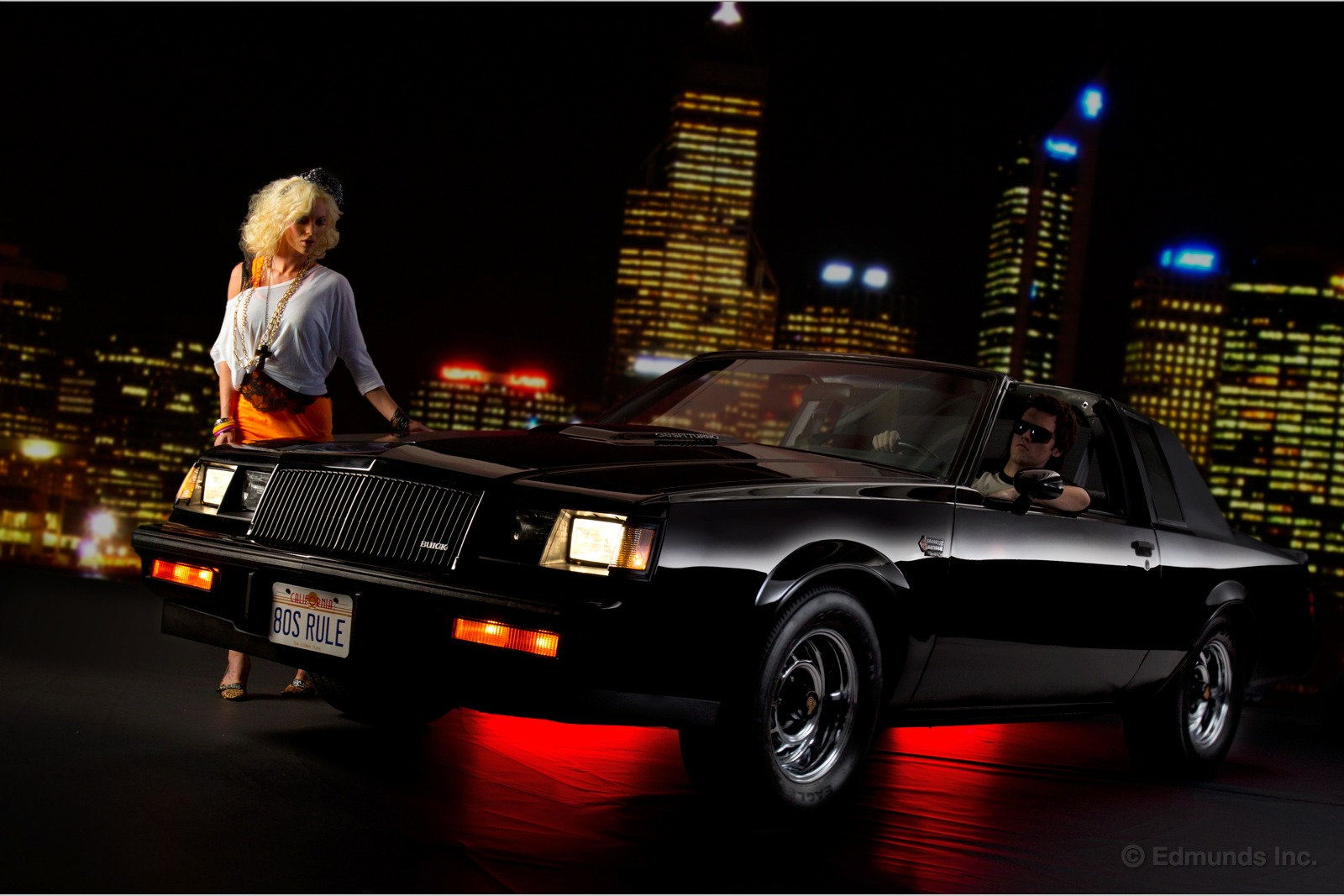 1987 Buick Regal Grand National Coupe: Shadow Laser Snaxtime