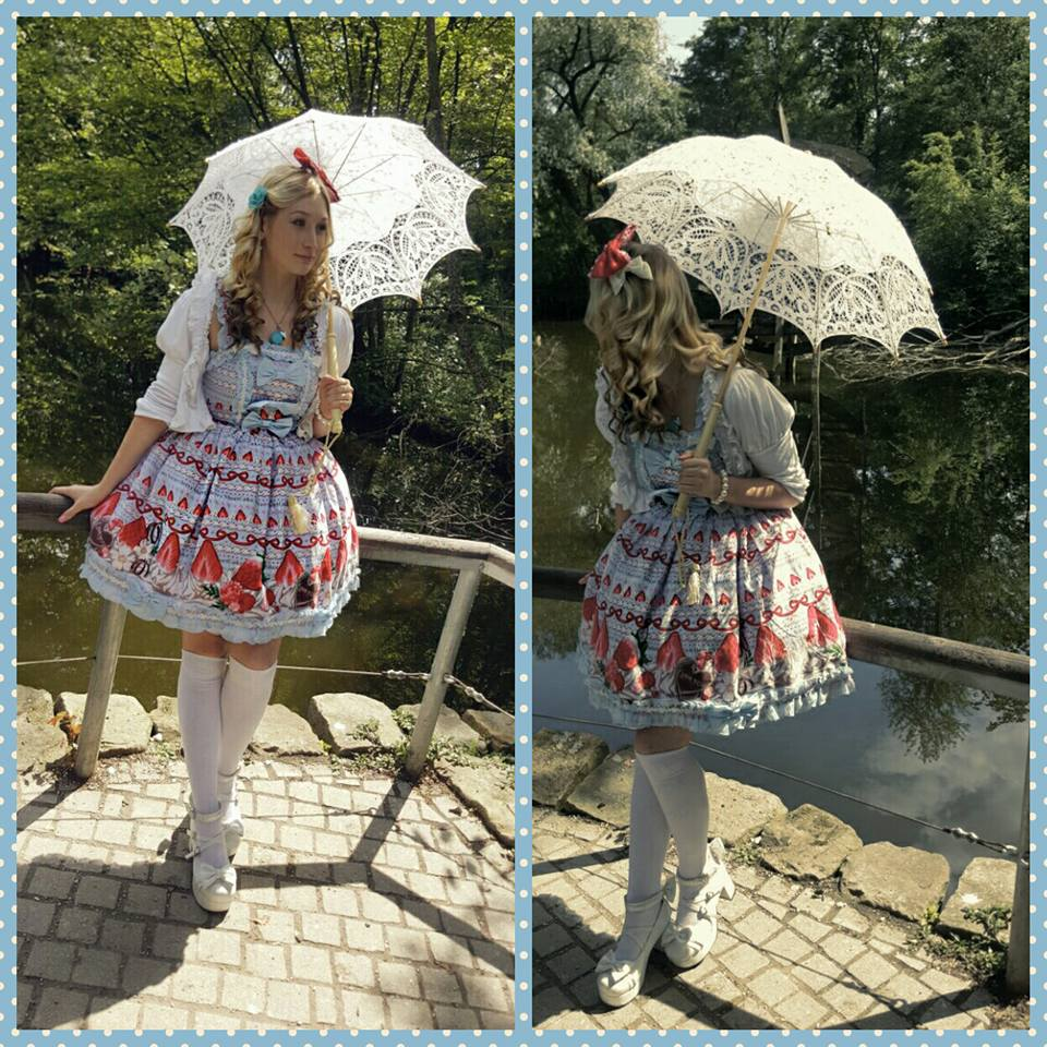 Lolita Bodyline Jsk