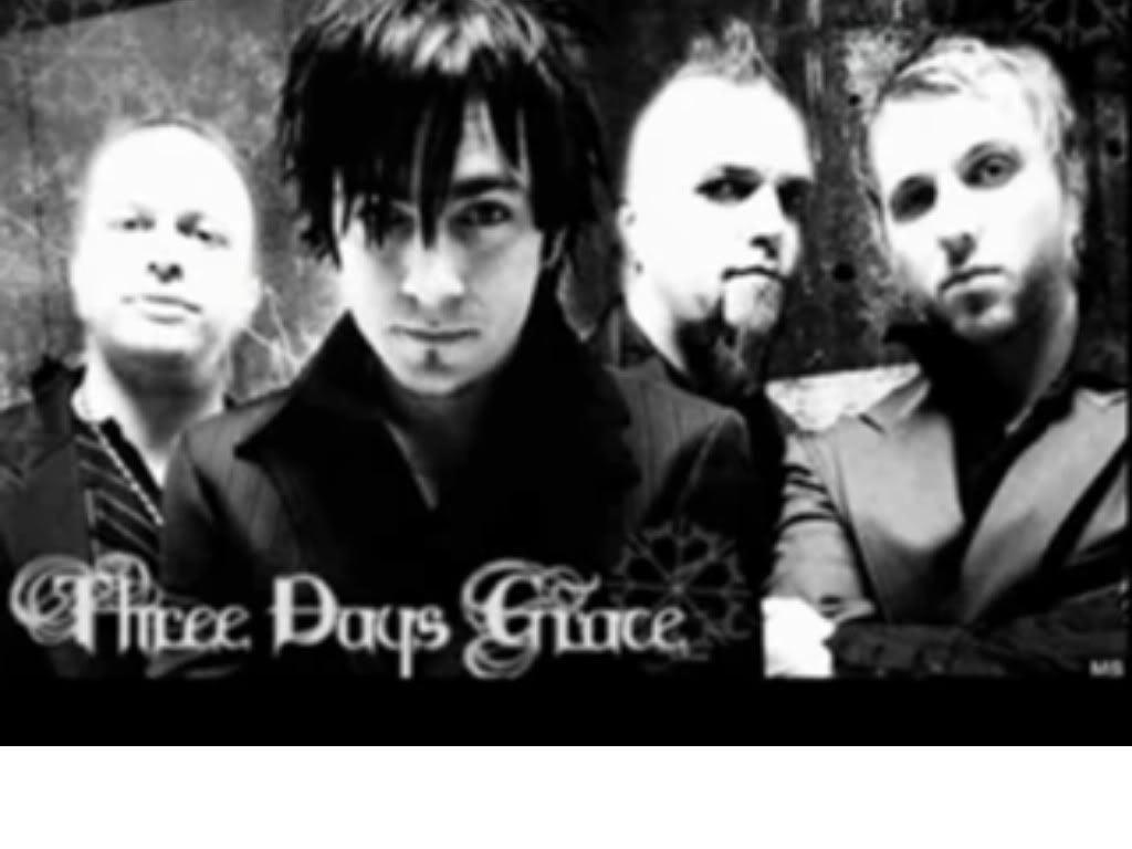 Three days grace riot - 1